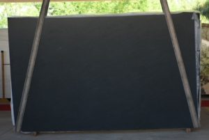 Anthracite 3 cm Leathered Granite #1334 ( 77″ x 124″ ) Group F