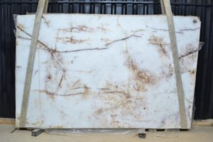 Crystallo / Marrakesh 3 cm Polished Quartzite  #389MG715 slab16-21 ( 72″ x 116″ ) Group D