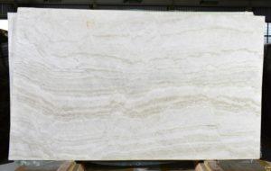 """Taj Mahal 3 cm Polished Quartzite #8056 ( 74″ x 127″ ) Group """"J"""""""