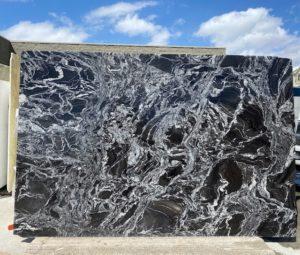 Silver Wave 3cm Granite #2358 (122″ x 80″ ) Group D
