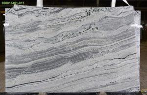 "WHITE PIRACEMA/ANTARTIC WHITE 3cm Polished GR ""C"" 75X117 #MG0744"