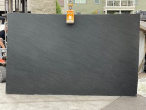 Cordosa Anthracite Leathered Granite 3cm GROUP G 77×125 #1337