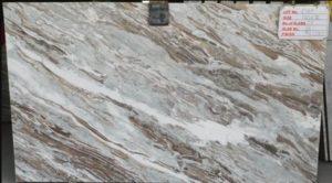 Fantasy Brown Leathered/Hard Marble 3cm  #STJ166 68×119