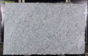 """WHITE ROSE 3cm Polished GRANITE GROUP """"A"""" 75X122 #86001"""